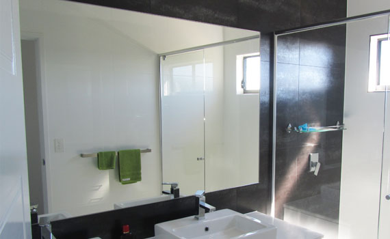 What We Do - Glass Mirrors Custom Design Display by DnD Glass Glazing Tweed Heads South
