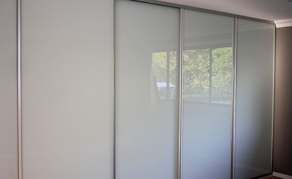 What We Do - Glass Wardrobes - Custom Design Display by DnD Glass Glazing Tweed Heads South